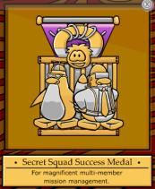 Mission 10 Medal